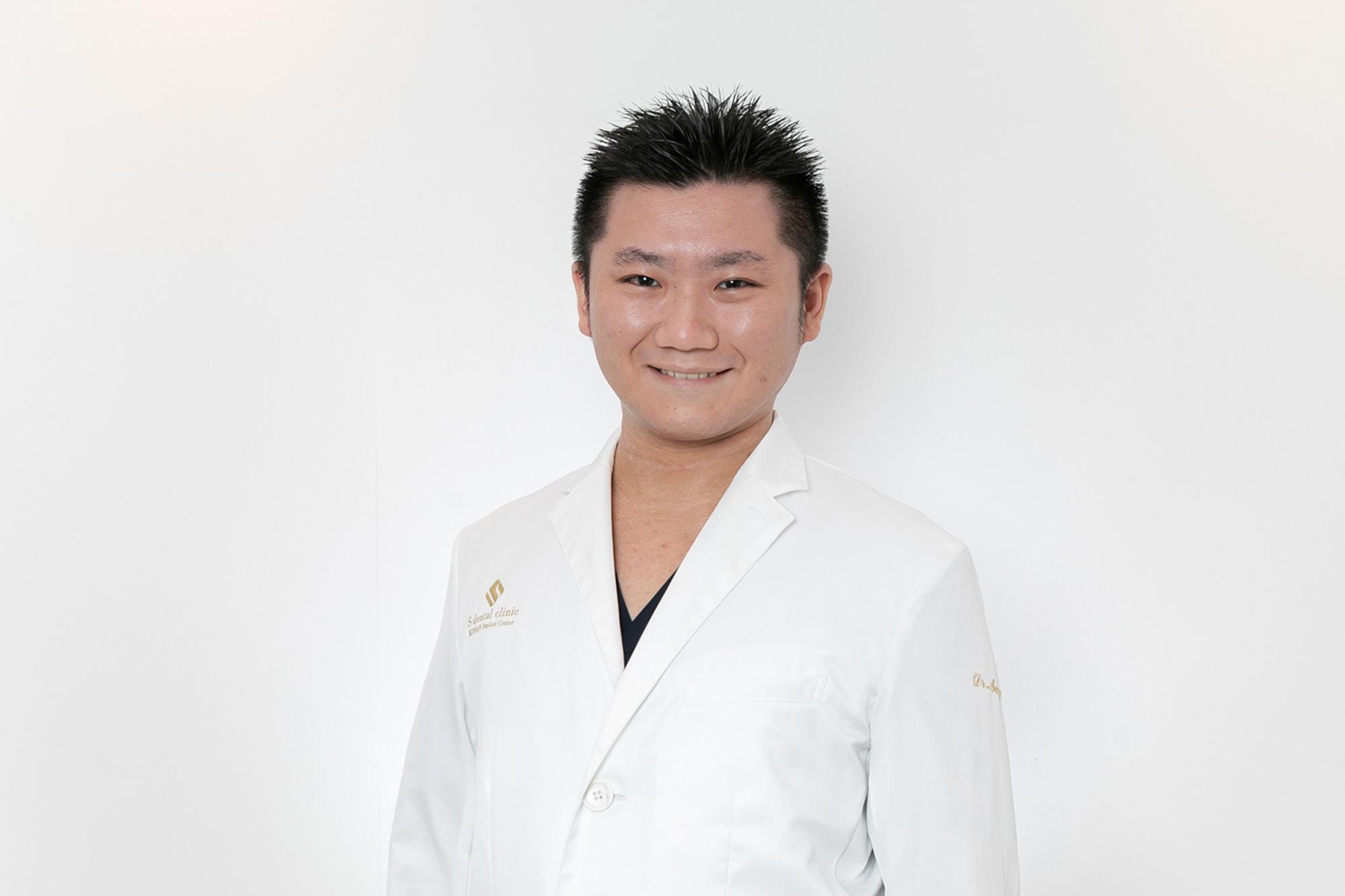 永沼槙一郎 ShinichiroNaganuma