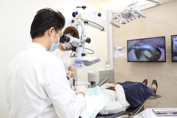 精密審美歯科治療